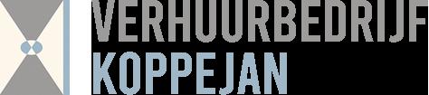 Verhuurbedrijf Koppejan Logo